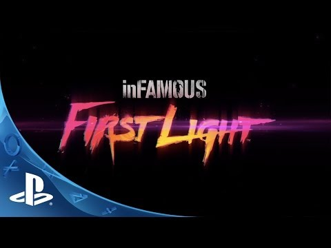 inFAMOUS First Light Announce Trailer | E3 2014 (PS4) thumbnail