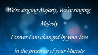 Healing Rain Let It Rain & Majesty W Lyrics    Michael W Smith