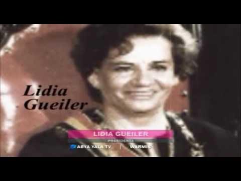 LIDIA GUEILER - WARMIS #AbyaYalaTV