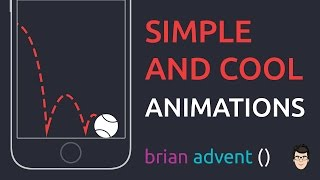 iOS Swift Tutorial: Simple and Cool UIView Animations