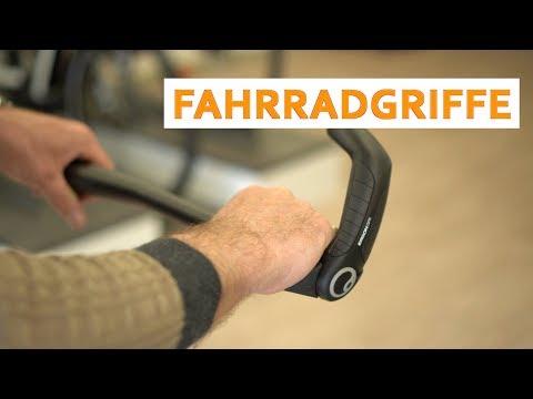 Fahrradgriffe - Tipps und Infos für ergonomische Griffe