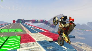 THIS MOTORCYCLE RACE WAS CRAZY FUN!
