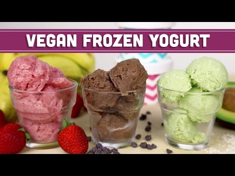 Video Vegan Frozen Yogurt - Mind Over Munch