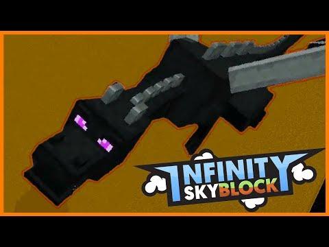 Der Skyblock-Enderdrache! - Minecraft FTB Infinity Skyblock