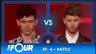 Dian Rene vs James Graham: The Brit Slays Michael Jackson vs The Hot Cuban Salsa! | S2E4 | The Four