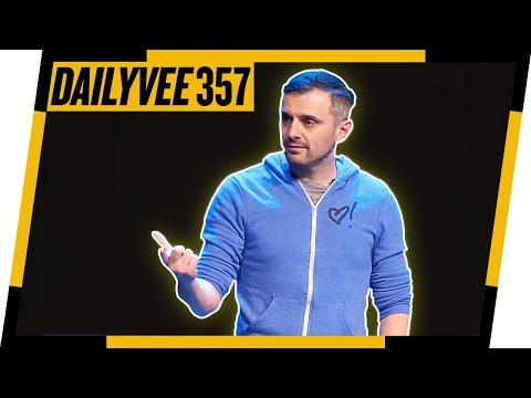 We Are All Trading Attention | Elevate 2017 in Copenhagen, Denmark | DailyVee 357
