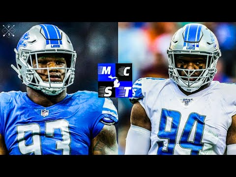 Detroit Lions Rule Out Austin Bryant & D'aShawn Hand Sunday vs Carolina Panthers!!!