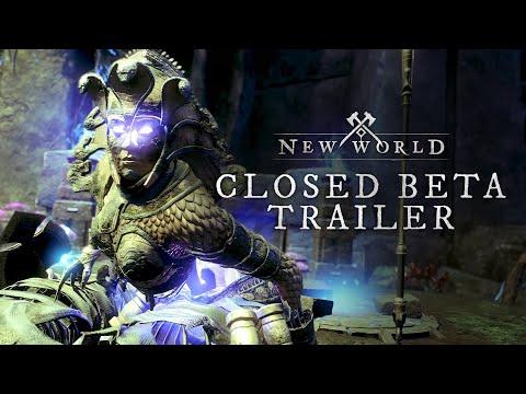 New World Closed Beta Trailer
