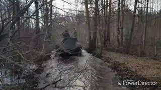 Газ 66 вездеход для охоты и рыбалки