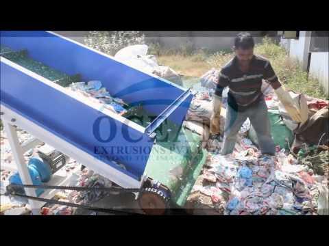 LD Waste Washing Machine