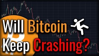 Is Bitcoin DOOMED To Break Support At $6,000 & Crash?