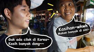 Download Video Adik dari Korea jatuh cinta dengan jajanan Jogja MP3 3GP MP4