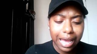 EBOCKA BOO SINGING CHRISETTE MICHELE'S I'M OKAY
