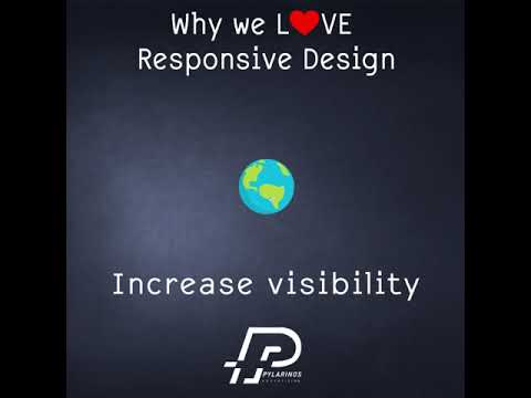 Build Responsive Websites | Pylarinos Advertising