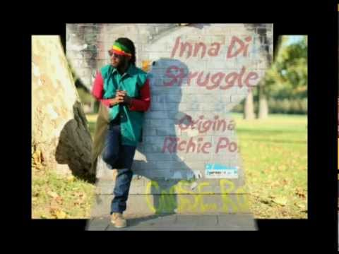 "Original Richie Pong - ""inna di struggle"" - exclusiv YouTube Promo"