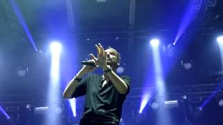 Christophe Willem - Le Chagrin - Spa - 19 07 2015