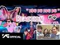 REACTION BLACKPINK 뚜두뚜두 DDU DU DDU DU MV THAI REACTION first time