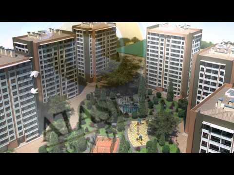Ataşehir Konutları Videosu