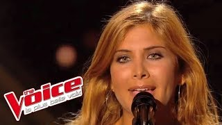 Salwa Al Katrib – Khedni Maak | Aline Lahoud | The Voice France 2014 | Blind Audition