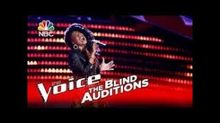 Courtney Harrell - Let It Go (The Voice Blind Audition 2016)