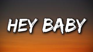 Afrojack & Imanbek - Hey Baby (Lyrics) Ft. Gia Koka - YouTube
