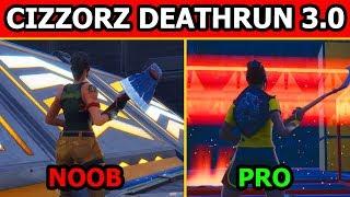 Cizzorz DEATHRUN 3.0 CODE & Levels 1-5 (NOOB vs PRO)