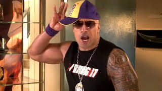"Raw: Dwayne ""The Rock"" Johnson responds to John Cena"