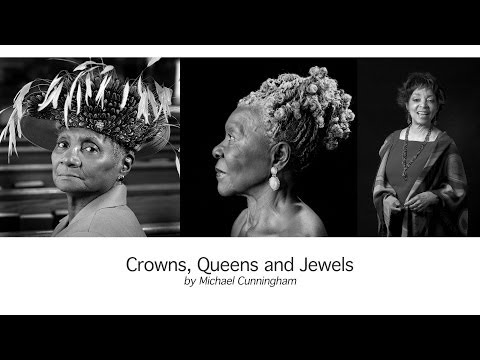 Watch me talk about how I turned my idea for a book of black and white portraits into a major musical performed all over the world!