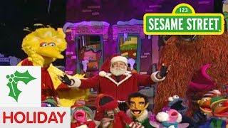 """Sesame Street: Santa Song """"Believe"""""""