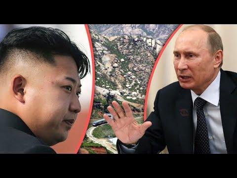 Vladimir Putin ORDENA a 1.000 Marines Abrir FUEGO en la Frontera de Corea del Norte