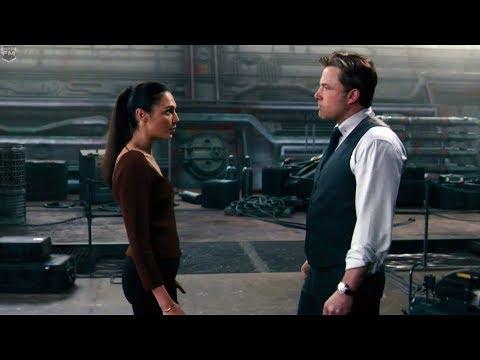League in the Batcave | Justice League