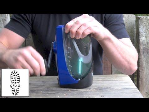 UV-Wasserentkeimer
