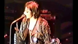 Joan Jett - Backlash / Dirty Deeds( part 3 )