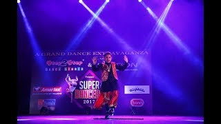 Harnoor's Tribute To Diljit Dosanjh | Bhangra Dance Performance on Punjabi Songs | Time | Veervaar