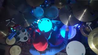 A Christmas Drum Cover * Rockin Around the Christmas Tree * Miley Cyrus