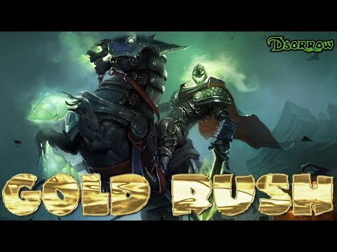 [Gold Rush Challenge] Let's become a Russian oligarch. day 5.2. !Таб (видео)