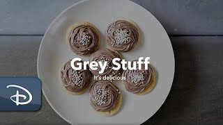 Try This New Easy At-Home Grey Stuff Recipe, It's Delicious | #DisneyMagicMoments
