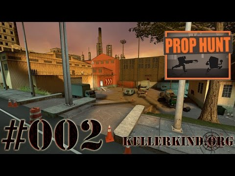Prop Hunt #2 – Die Kiste lebt ★ Let's Play Garry's Mod: Prop Hunt [HD|60FPS]