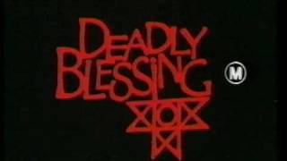 Deadly Blessing (1981) Video