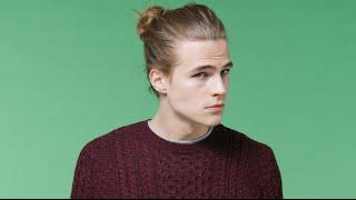 How To Do A Man Bun / Top Knot Hairstyle For Men | ASOS Menswear Tutorial