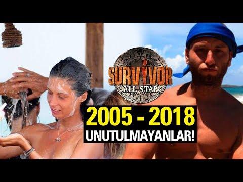 Geçmişten Günümüze Survivor Ve Akıllarda Kalanlar!