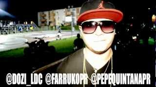 "Farruko Ft D.Ozi "" El Del Control "" - Donde Te Pillemos Making Of"