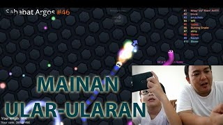 Review Game Seru Android Slither io