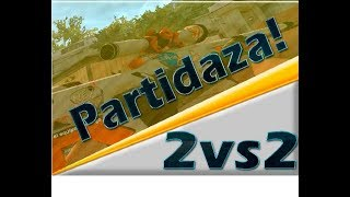 Partidaza! 2vs2 | Counter-Strike: Global Offensive
