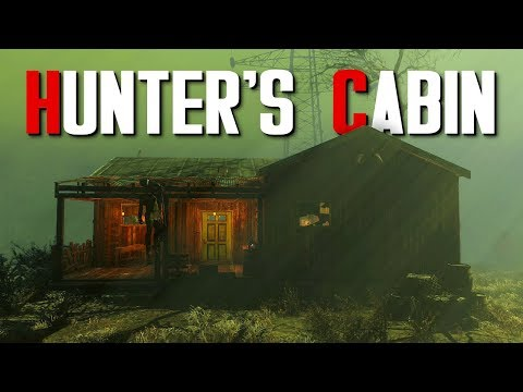 Fallout 4 Settlement: Hunters Cabin (With Download)
