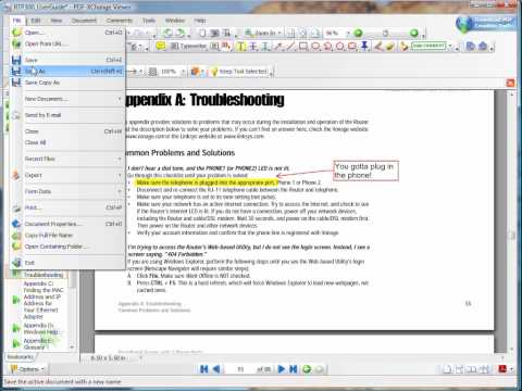 Tracker Software Products :: PDF-XChange Viewer, Free PDF Reader