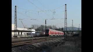 preview picture of video 'RB nach Heidelberg Hbf.'