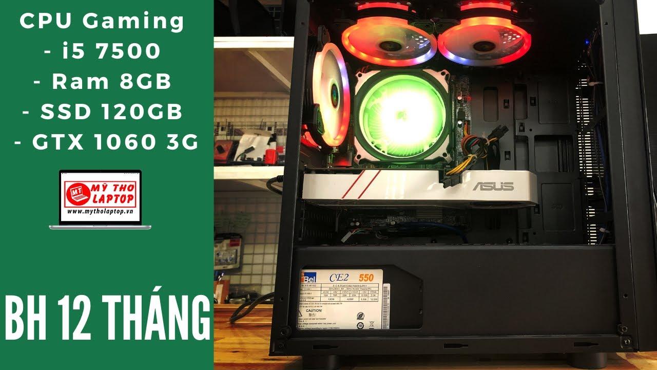 Thùng PC i5 Game thủ không thể phớt lờ