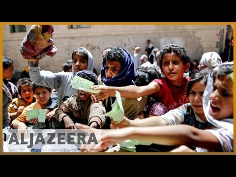 🌍 'Surrender or starve' war tactic a global epidemic | Al Jazeera English