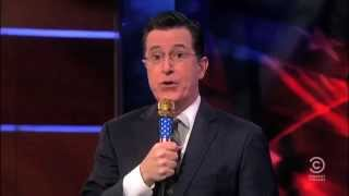 A Tribute: Stephen Colbert's Best Musical Moments